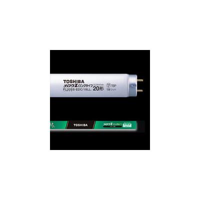 【7700円以上で送料無料】 東芝 メロウZ ロングライフ 直管形蛍光ランプ(蛍光灯) スタータ形 20形 クリアナチュラルライト 【単品】 FL20SSENC18LLN
