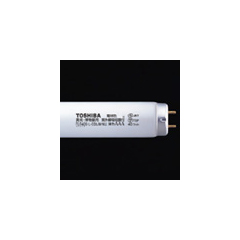 ☆東芝 紫外線吸収膜付蛍光ランプ スタータ形 40形 昼白色 高演色形 【25本入り】 FL40SNSDLNU