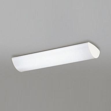 ☆ODELIC LEDキッチンライト FL20W×2灯クラス 昼白色 消費電力17W 天井面取付専用 100V用 OL251289N