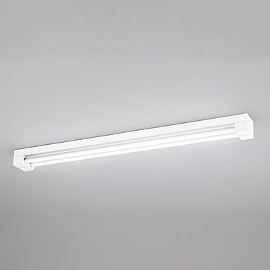 ☆ODELIC LEDキッチンライト FL40W×2灯クラス 昼白色 消費電力32W 天井面取付専用 100V~242V用 OL251323