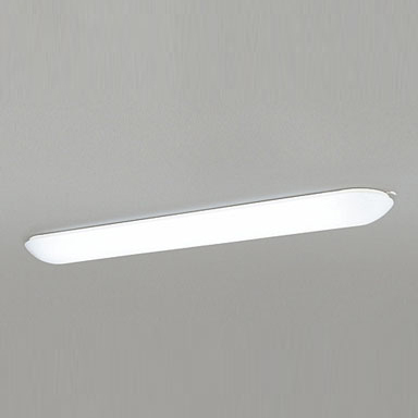 ☆ODELIC LEDキッチンライト FL40W×2灯クラス 昼白色 消費電力32W 天井面取付専用 100V用 OL251329N