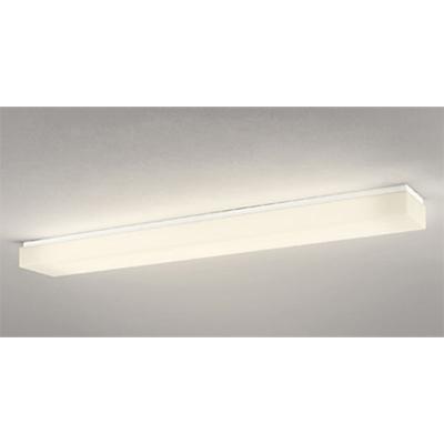 ☆ODELIC LEDキッチンライト Hf32W高出力×2灯クラス 電球色 消費電力49.6W 壁面・天井面・傾斜面取付兼用 100V~242V用 OL251578L