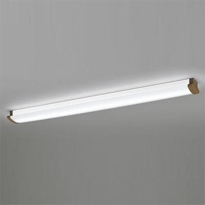 ☆ODELIC LEDキッチンライト Hf32W定格出力×1灯クラス 昼白色 消費電力17.8W 壁面・天井面・傾斜面取付兼用 100V~242V用 木調ウォールナット色 OL291031P3B