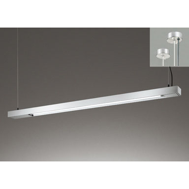 ☆ODELIC LEDキッチンライト FL40W×1灯クラス 昼白色 消費電力16W 天井面取付け専用 100V用 OP252108