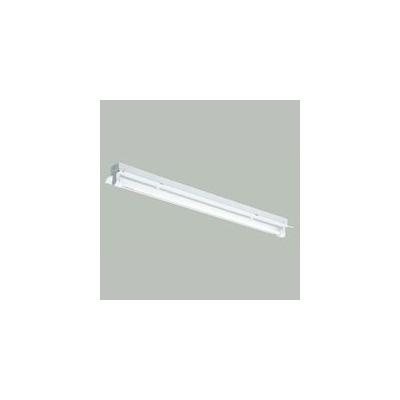 ☆三菱 反射笠付直管形LED照明器具 防雨・防湿タイプ MILIE(ミライエ) Lファインeco FLR40形×1 100~242V 白色 高出力3500lm×1 初期照度補正タイプ(ランプ付) ELLYWH4011AAHJ+LDL40TW2735G3