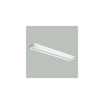 ☆三菱 逆富士直管形LED照明器具 防雨・防湿タイプ MILIE(ミライエ) Lファインeco FLR40形×2 100~242V 白色 定格出力2300lm×2 初期照度補正タイプ(ランプ付) ELLYWV4012AAHJ+LDL40TW1723G3