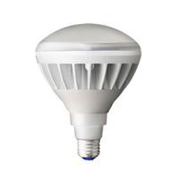 ☆岩崎 LED電球 LEDioc(レディオック) LEDアイランプ バラストレス水銀灯160W形相当  電球色 1450lm E26口金 本体:白色  LDR14LHW830