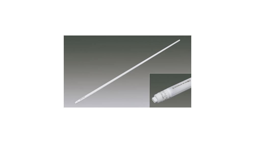 ☆アイリスオーヤマ 直管LEDランプ(LED蛍光灯) エコハイルクスHE160S シータ 110形 4000K 白色相当 5400lm 電源内蔵 角度可変タイプ LDRdR86TW385416S