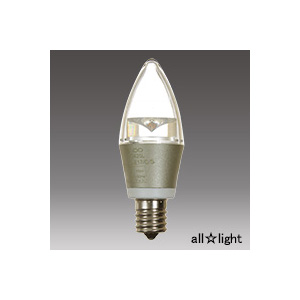 7700円以上で送料無料 ENDO 安値 LEDZ LAMP LED電球 シャンデリア電球形 クリア 電球色タイプ S 4W E17口金 5%OFF 440lm C シャンデリア電球40W形相当 LDC4L-E17 RAD425LA