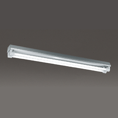 ☆東芝 ステンレス防湿・防雨形 直管形LEDベースライト 笠なし器具(トラフ) LDL40×2灯用(ランプ別売り) AC100V~242V LET42084LS9+T4284NM ※受注生産品