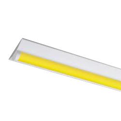 ☆東芝 LEDベースライト TENQOO 直付形 40タイプ W230 低誘虫タイプ 防湿・防雨形 器具光束:2,100lm 光色:黄色 AC100V~242V LEDバー付き LEKTW423403YLS9(LEET42301WLS9+LEEM40403YWP) ※受注生産品