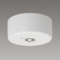☆東芝 LED非常用照明器具 直付形 専用形 低天井用 一般形 9形(JB3.6V9W相当) 常時消灯/非常時LED点灯 LEDEM09821N