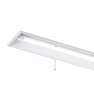 ☆東芝 LEDベースライト 埋込開放非常用照明器具 Sタイプ LDL40×1灯用 非常時定格光束3800lm×45% 非常時30分間点灯 昼白色 LEDランプ付 LEDRS41475KLS9