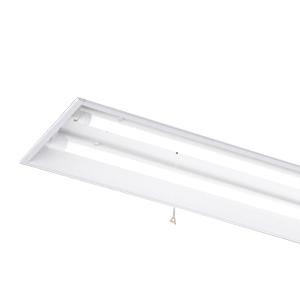 ☆東芝 LEDベースライト 埋込開放非常用照明器具 Sタイプ LDL40×2灯用 非常時定格光束3800lm×45% 非常時30分間点灯 昼白色 LEDランプ付 LEDRS42475KLS9