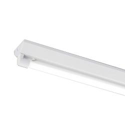 ☆東芝 LEDベースライト 逆富士非常用照明器具 Jタイプ LDL40×1灯用 非常時定格光束2500lm×50% 非常時30分間点灯 昼白色 LEDランプ付 LEDTJ41307MLS9