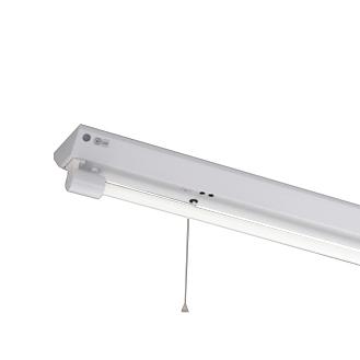 ☆東芝 LEDベースライト 防湿・防雨形 逆富士非常用照明器具 Sタイプ LDL40×1灯用 非常時定格光束3800lm×45% 非常時30分間点灯 昼白色 LEDランプ付 LEDTS41386MLS9