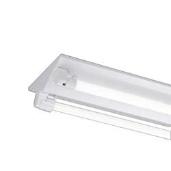☆東芝 LEDベースライト 逆富士非常用照明器具 Sタイプ 非常時定格光束1200lm×55% 非常時30分間点灯 LDL20×2灯用 昼白色 LEDランプ付 LEDTS22306MLS9