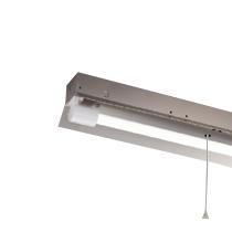 ☆東芝 LEDベースライト 防湿・防雨形 反射笠非常用器具 ステンレス Jタイプ LDL40×1灯用 非常時定格光束2500lm×50% 非常時30分間点灯 昼白色 LEDランプ付 LEDTJ41183MLS9 ※受注生産品