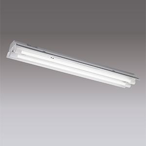 ☆東芝 LEDベースライト 防湿・防雨形 反射笠非常用照明器具 Jタイプ LDL40×2灯用 非常時定格光束2500lm×50% 非常時30分間点灯 昼白色 LEDランプ付 LEDTJ42185KLS9