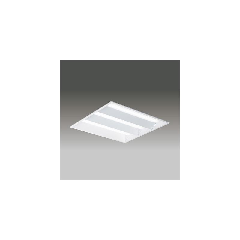 ☆東芝 LEDベースライト TENQOOスクエア LEDバータイプ FHP45形×3灯用器具相当 昼光色 埋込形 下面開放タイプ 埋込穴□600mm AC100V~242V 専用調光器対応 LEDバー付 LEKR760902DLD9