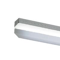 ☆東芝 LEDベースライト TENQOO 直付形 調光タイプ 40タイプ 片反射笠 一般タイプ5,200lmタイプ Hf32形×2灯用 定格出力器具相当 電球色 AC100V~242V LEDバー付き LEKT407523LLD9+HR4125NL