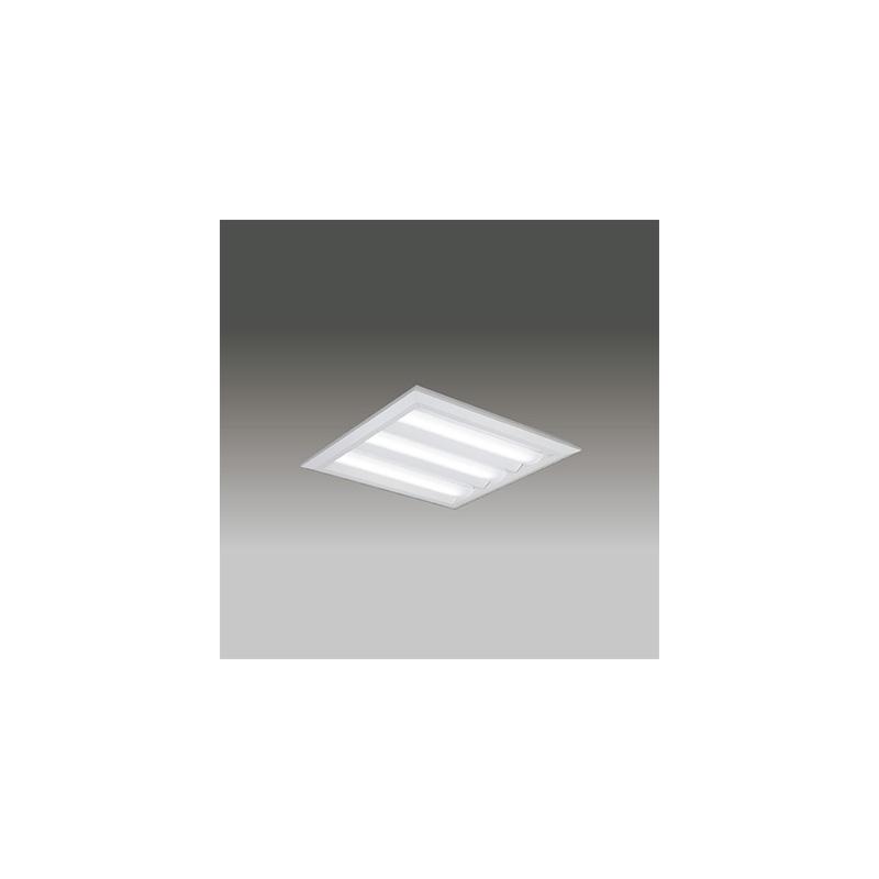 ☆東芝 LEDベースライト TENQOOスクエア LEDバータイプ FHP32形×4灯用器具相当 昼光色 直付埋込兼用形 下面開放タイプ 埋込穴□540mm AC100V~242V 専用調光器対応 LEDバー付 LEKT750852DLD9
