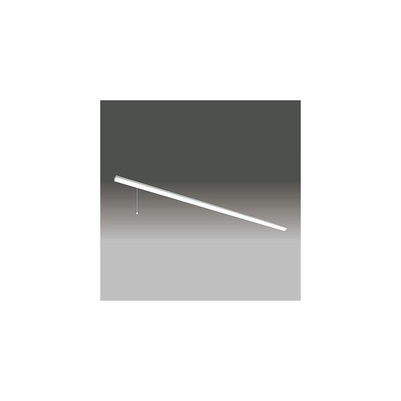 ☆東芝 LEDベースライト TENQOO 直付形 110タイプ W70 プルスイッチ付 高演色タイプ13,400lmタイプ Hf86形×2灯用器具相当 白色 AC100V~242V LEDバー付 LEKT807133VPWLS9(LEET80701PLS9+LEEM81343WVB)
