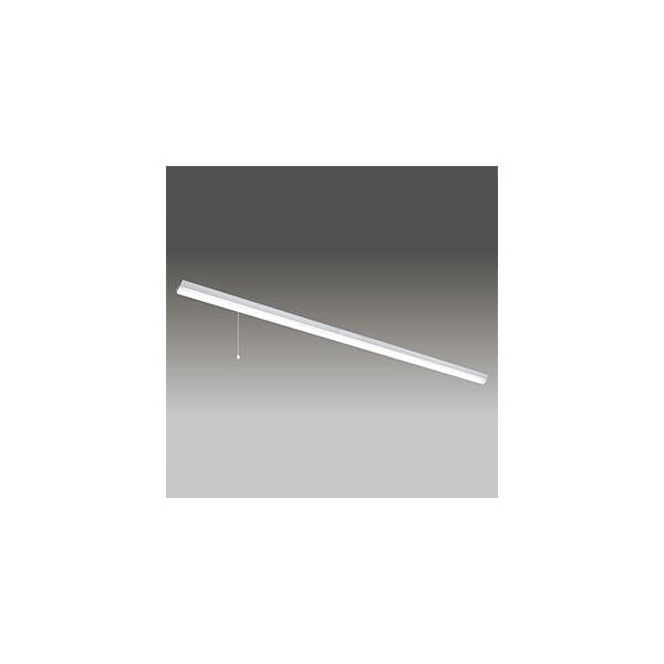 ☆東芝 LEDベースライト TENQOO 直付形 110タイプ プルスイッチ付 W120 一般タイプ13,400lmタイプ Hf86形×2灯用器具相当 昼白色 AC100V~242V LEDバー付 LEKT812133PNLS9(LEET81201PLS9+LEEM81343N01)