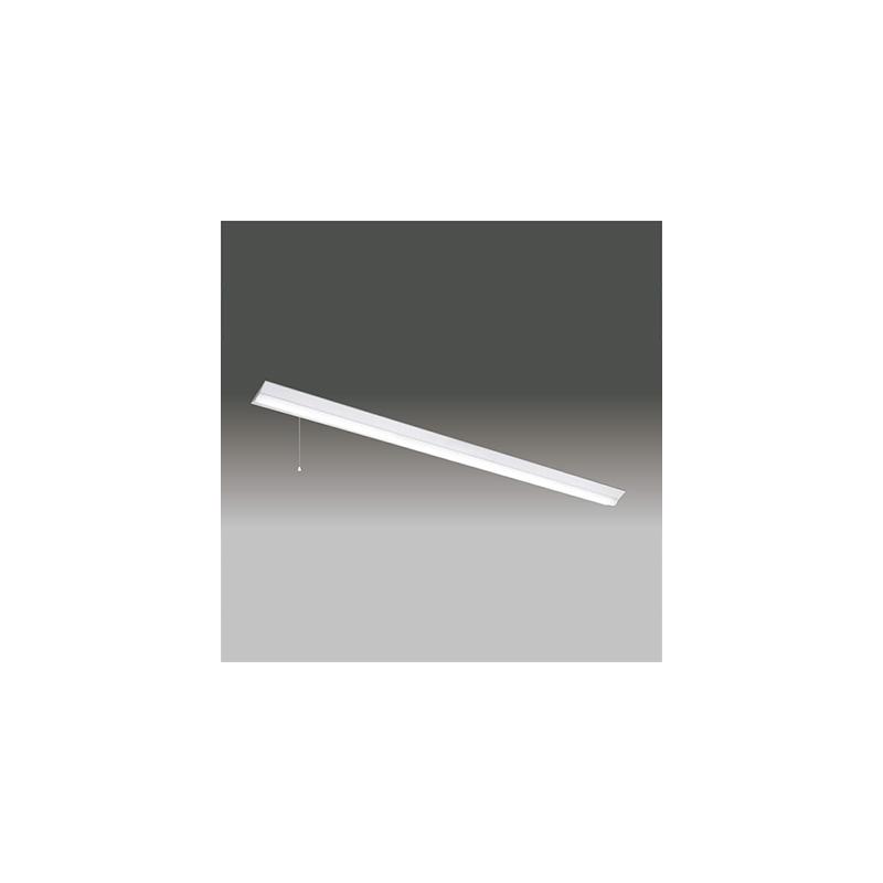 ☆東芝 LEDベースライト TENQOO 直付形 110タイプ W230 プルスイッチ付 高演色タイプ13,400lmタイプ Hf86形×2灯用器具相当 昼白色 AC100V~242V LEDバー付 LEKT823133VPNLS9(LEET82301PLS9+LEEM81343NVB)