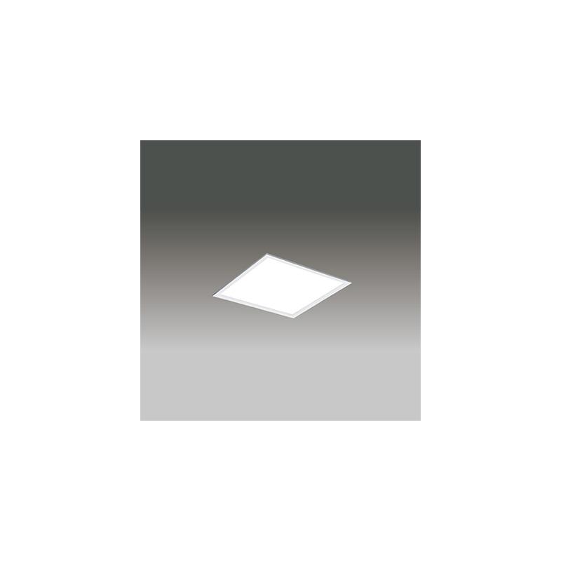 ☆東芝 LEDベースライト TENQOOスクエア パネルタイプ FHP23形×3灯用器具相当 昼白色 埋込形 乳白パネル 埋込穴□275mm AC100V~242V 専用調光器対応 LEDパネル付 LEKR727301FNLD9