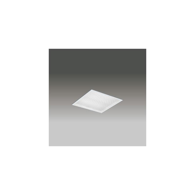 ☆東芝 LEDベースライト TENQOOスクエア パネルタイプ FHP23形×3灯用器具相当 温白色 埋込形 プリズムパネル 埋込穴□275mm AC100V~242V 専用調光器対応 LEDパネル付 LEKR727301ZWWLD9