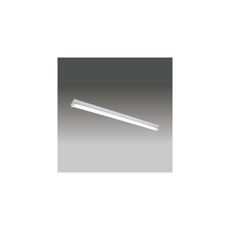 ☆東芝 LEDベースライト TENQOOシリーズ 防湿・防雨形 直付形 40タイプ W120 一般タイプ6,900lmタイプ Hf32形×2灯用高出力形器具相当 昼白色(5000K) AC100V~242V LEDバー付 LEKTW412693NLS9