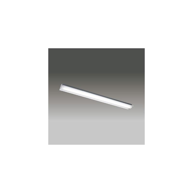 ☆東芝 LEDベースライト TENQOO 防湿・防雨形 ステンレス 耐塩形 直付形 40タイプ 反射笠 一般タイプ5,200lmタイプ Hf32形×2灯用定格出力形器具相当 昼白色 AC100V~242V LEDバー付 LEKTW415523SNLS9