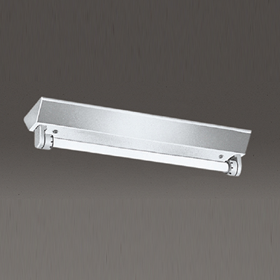 ☆東芝 ステンレス防湿・防雨形 直管形LEDベースライト 逆富士器具 LDL20×1灯用(ランプ別売り) AC100V~242V LET21384LS9 ※受注生産品