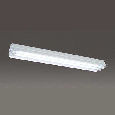 ☆東芝 防湿・防雨形 直管形LEDベースライト 反射笠(笠付)器具 LDL40×2灯用(ランプ別売り) AC100V~242V LET42085LS9+R4282M
