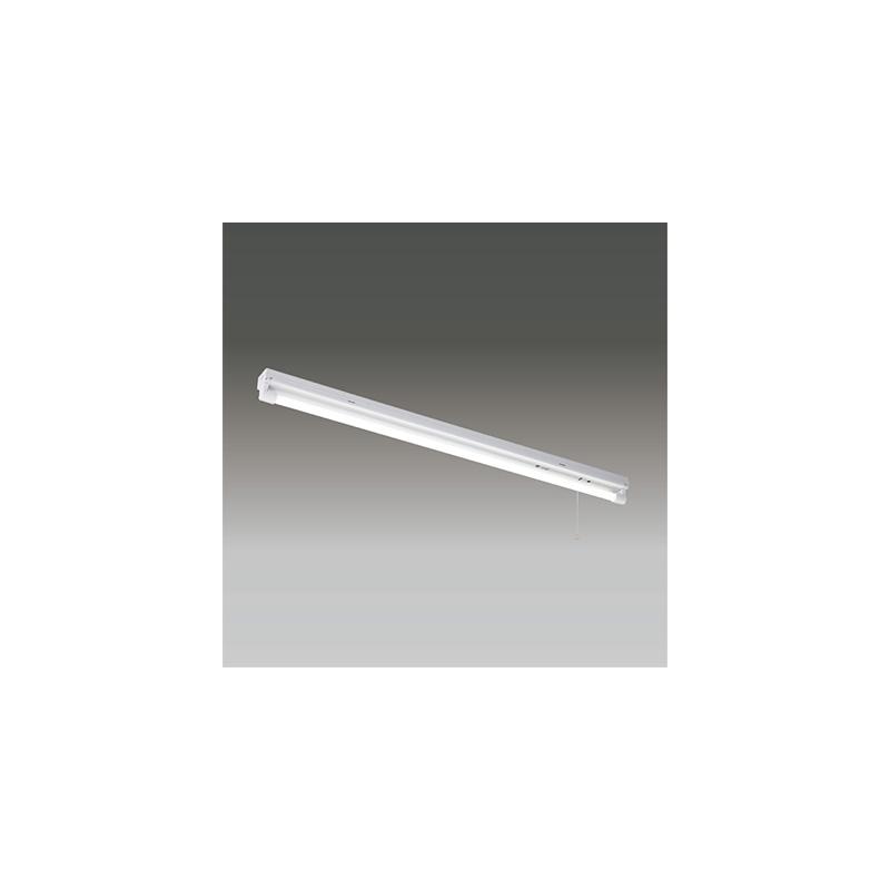 ☆東芝 LEDベースライト 笠なし非常用照明器具(トラフ) Sタイプ LDL40×1灯用 非常時定格光束3800lm×45% 非常時30分間点灯 昼白色 LEDランプ付 LEDTS41007NLS9 ※受注生産品
