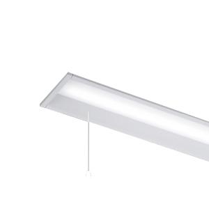 ☆東芝 LEDベースライト 40タイプ 埋込形下面開放W150 プルスイッチ付 高演色タイプ5,200lmタイプ Hf32形×2灯 定格出力器具相当 昼白色 AC100V~242V LEDバー付き LEER41502PLS9+LEEM40523NVB ※受注生産品