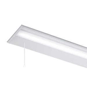☆東芝 LEDベースライト 40タイプ 埋込形下面開放W220 プルスイッチ付 高演色2,500lmタイプ Hf32形×1灯 定格出力形器具相当 温白色 LEDバー付き LEER42202PLS9+LEEM40253WWVB ※受注生産品
