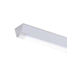 ☆東芝 LEDベースライト TENQOO 防湿・防雨形 直付形 110タイプ W120 一般タイプ6,400lmタイプ Hf86形×1灯用器具相当 昼白色(5000K) AC100V~242V LEDバー付 LEKTW812644NLS9(LEET81204W+LEEM80644NWPLS9)