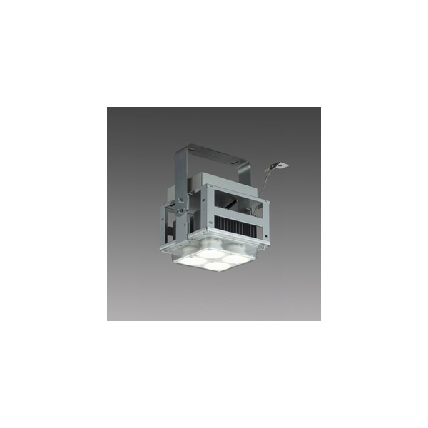 ☆三菱 LED高天井ベースライト GTシリーズ 特殊対応形 屋内仕様 角タイプ クレーン衝撃用 昼白色 5000K 広角 93° 100~242V クラス1500 水銀ランプ400W相当 ELC15033NAHJ ※受注生産品