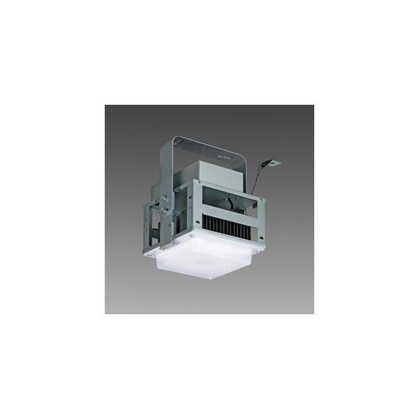 ☆三菱 LED高天井ベースライト GTシリーズ 一般形 角タイプ 省電力モデル 昼白色 5000K 広角 110° 屋内用 100~242V クラス1500 水銀ランプ400W相当 ELC15042N