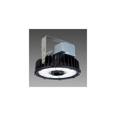 ☆三菱 LED高天井ベースライト GTシリーズ 一般形 丸タイプ 電源一体型 電球色 3000K 広角 93° 屋内用 200~242V クラス3000 水銀ランプ700W相当 ELC30002L2AHZ ※受注生産品