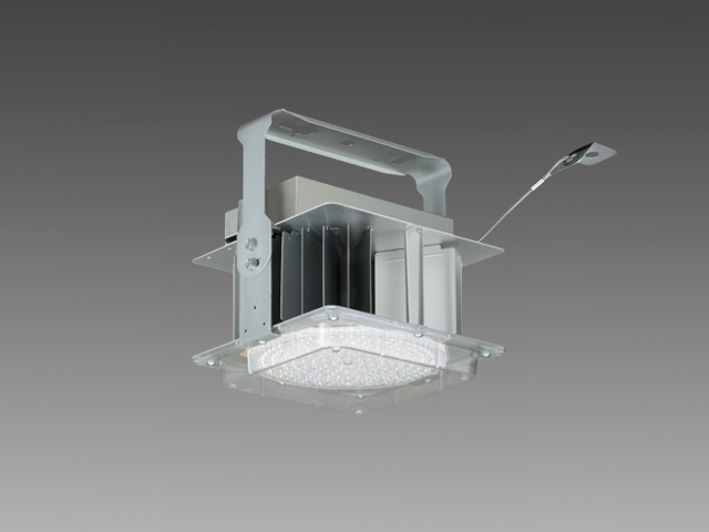 ☆三菱 LED高天井ベースライト GTシリーズ 一般形 SGモデル 電源一体型 昼白色 5000K 広角 87° 屋内用 100~242V クラス1500 水銀ランプ400W相当 ELGT15100NWAHJ ※受注生産品