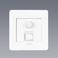 ☆三菱 連続調光器用 信号制御調光器 3路スイッチ AC100V~254V 15A DEP1015A