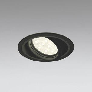 ☆ODELIC LEDベースダウンライト CDM-T35W相当 ブラック 14° 埋込穴Φ125mm 電球色 3000K  M形 一般型 専用調光器対応 XD258195P (調光器・信号線別売) ※受注生産品