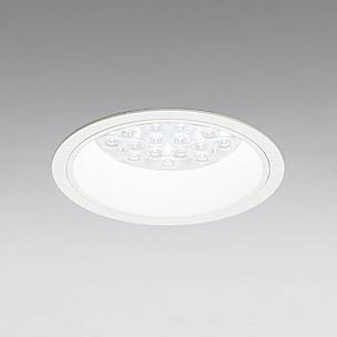 ☆ODELIC LEDベースダウンライト CDM-TP70W相当 オフホワイト 47° 埋込穴Φ150mm 昼白色 5000K  M形 一般型 調光非対応 XD258525F ※受注生産品