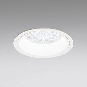 ☆ODELIC LEDベースダウンライト CDM-TP70W相当 オフホワイト 65° 埋込穴Φ150mm 温白色 3500K  M形 一般型 調光非対応 XD258531F ※受注生産品