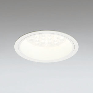 ●日本正規品● ☆ODELIC オフホワイト LEDベースダウンライト CDM-TP70W相当 XD258576F オフホワイト 47° 埋込穴Φ150mm 電球色 3000K 調光非対応 M形 一般型 調光非対応 XD258576F ※受注生産品, ラウスチョウ:a79ee665 --- canoncity.azurewebsites.net