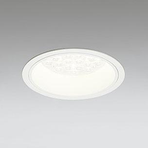 ☆ODELIC LEDベースダウンライト CDM-TP70W相当 オフホワイト 14° 埋込穴Φ150mm 電球色 3000K  M形 一般型 専用調光器対応 XD258588P (調光器・信号線別売) ※受注生産品