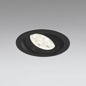 ☆ODELIC LEDユニバーサルダウンライト CDM-T35W相当 ブラック 47° 埋込穴Φ125mm 電球色 3000K  M形 一般型 専用調光器対応 XD258623P (調光器・信号線別売) ※受注生産品
